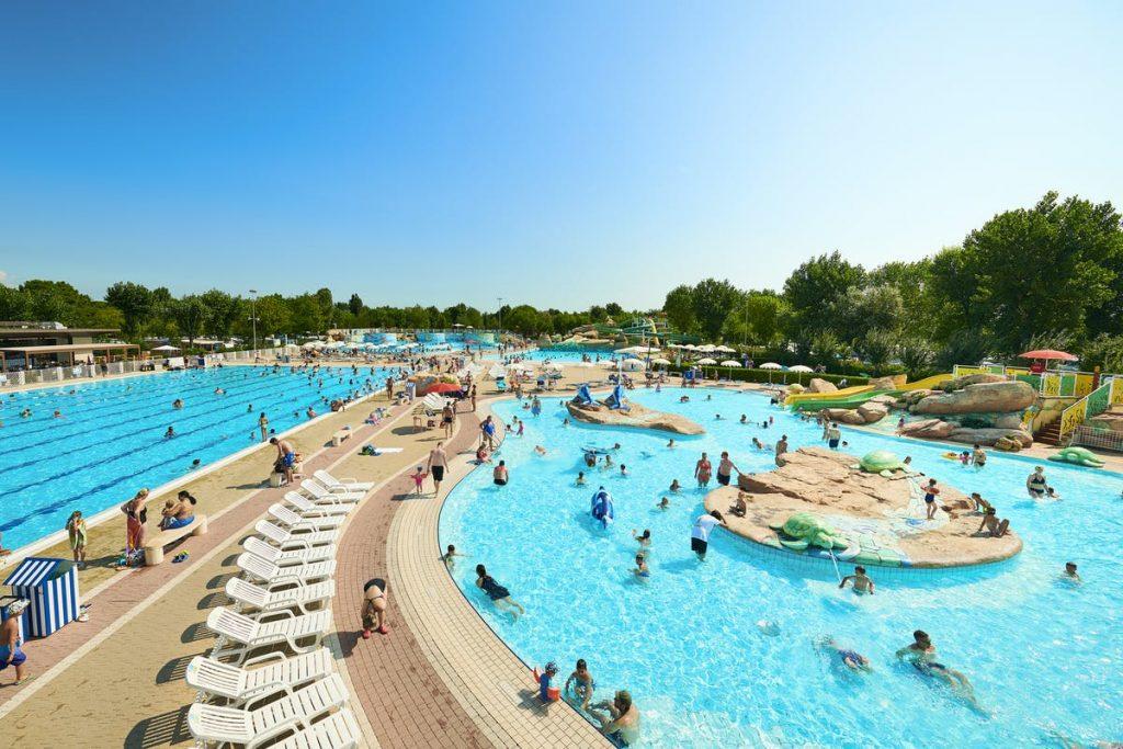 Camping Italien Marina die Venezia pool