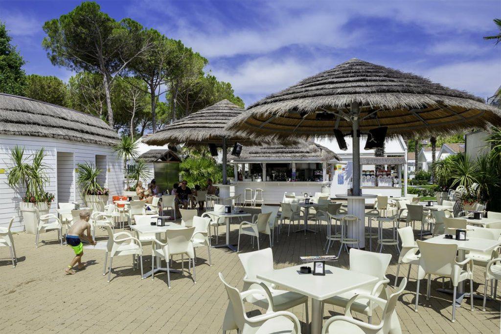Camping Italien Vela Blu restaurant
