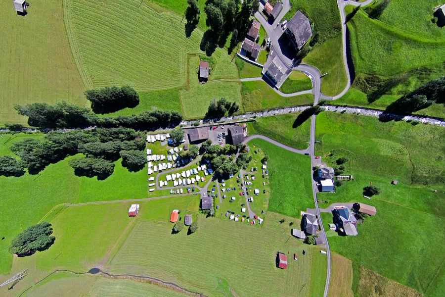 Eigernordwand campingplatz mountainbike