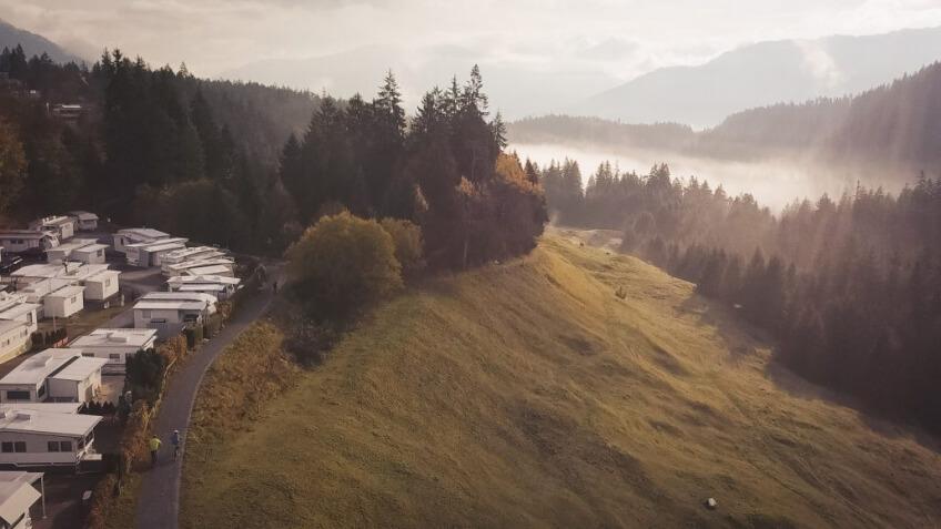campingplatz mountainbike flims