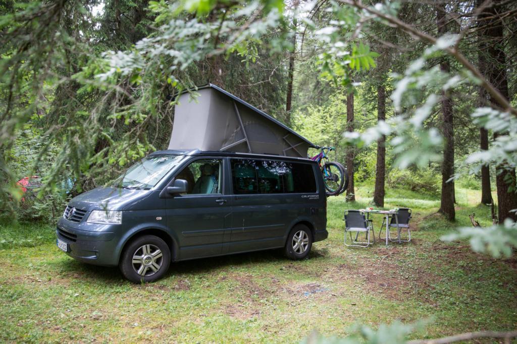 campingplatz mountainbike gravas