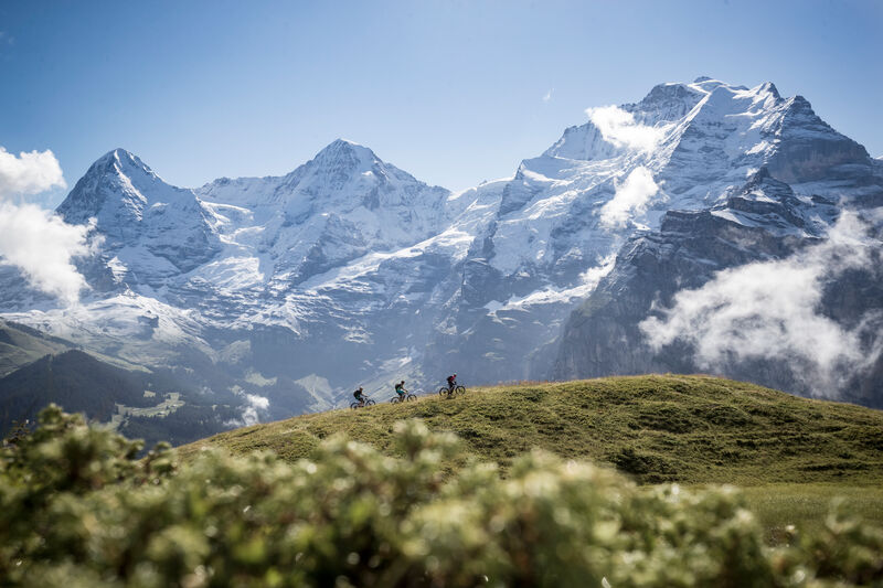campingplatz mountainbike grindelwald
