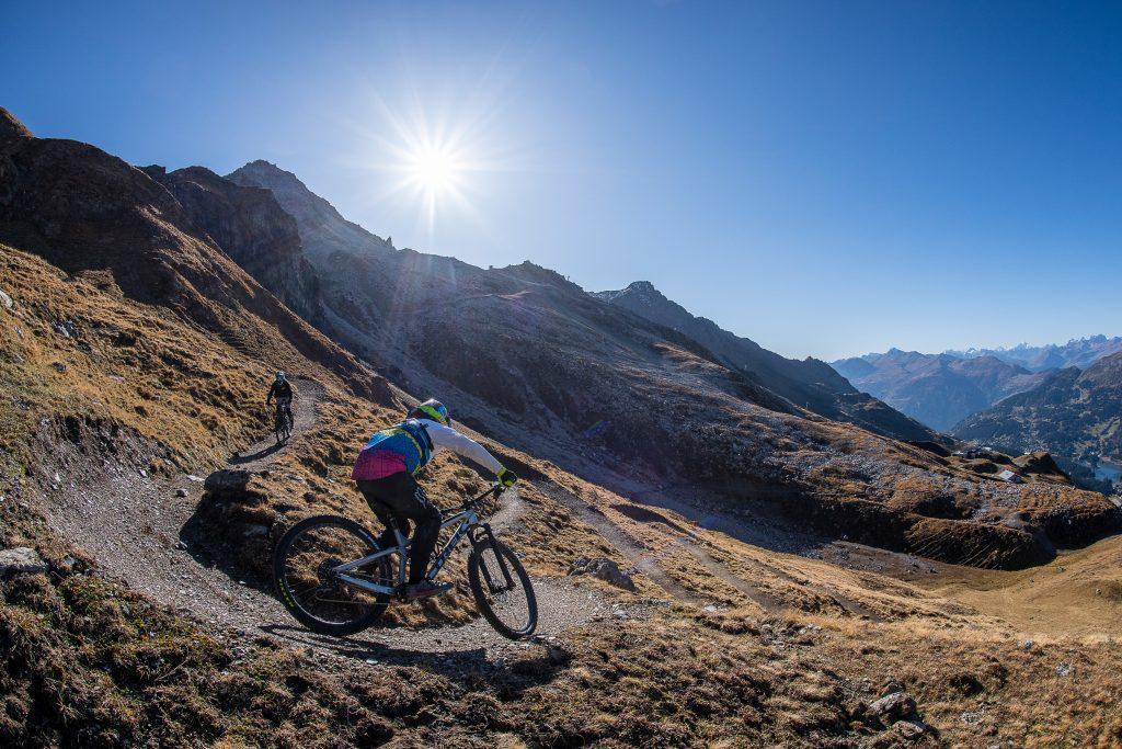 campingplatz mountainbike lenzerheide