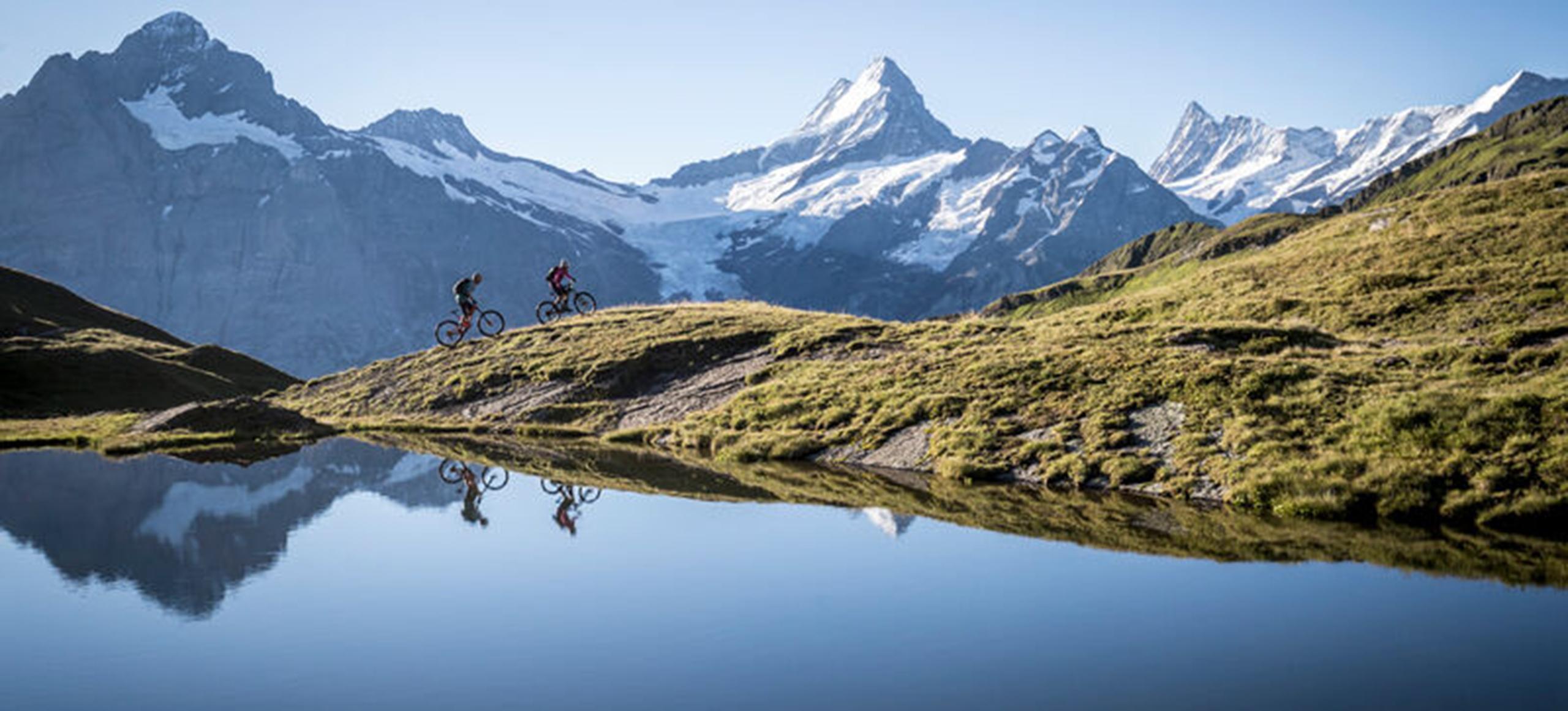 Die 5 besten Campingplätze zum Mountainbiken