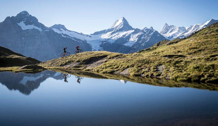 campingplatz schweiz mountainbike