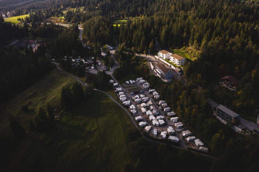 flims campingplatz mountainbike