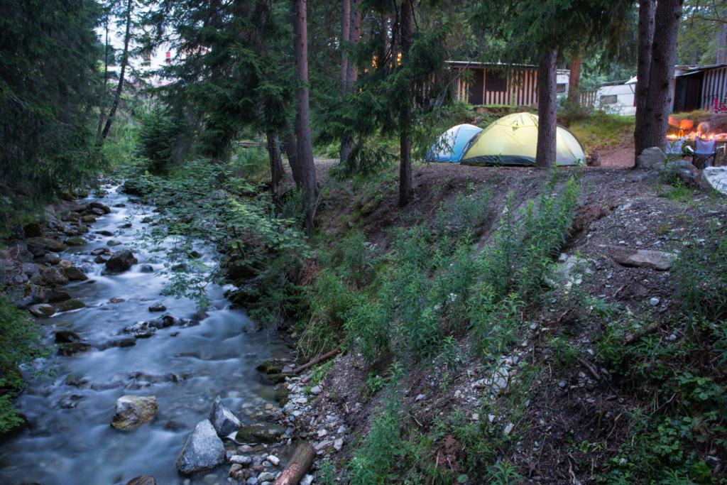 gravas campingplatz mountainbike