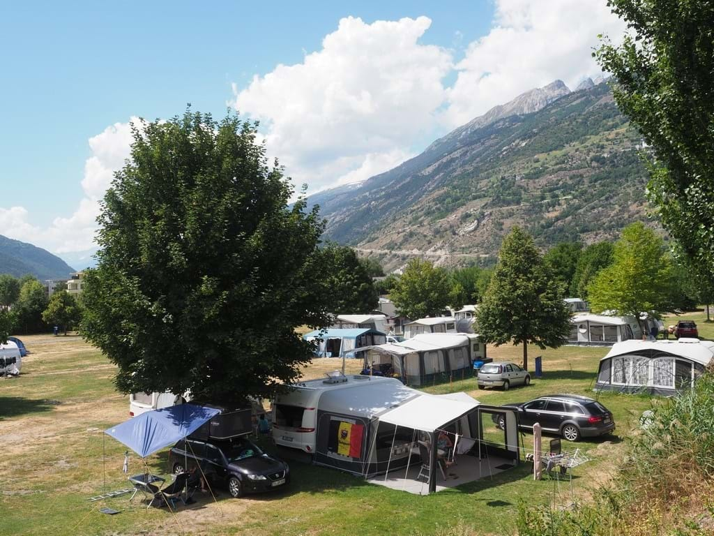 muehleye campingplatz mountainbike