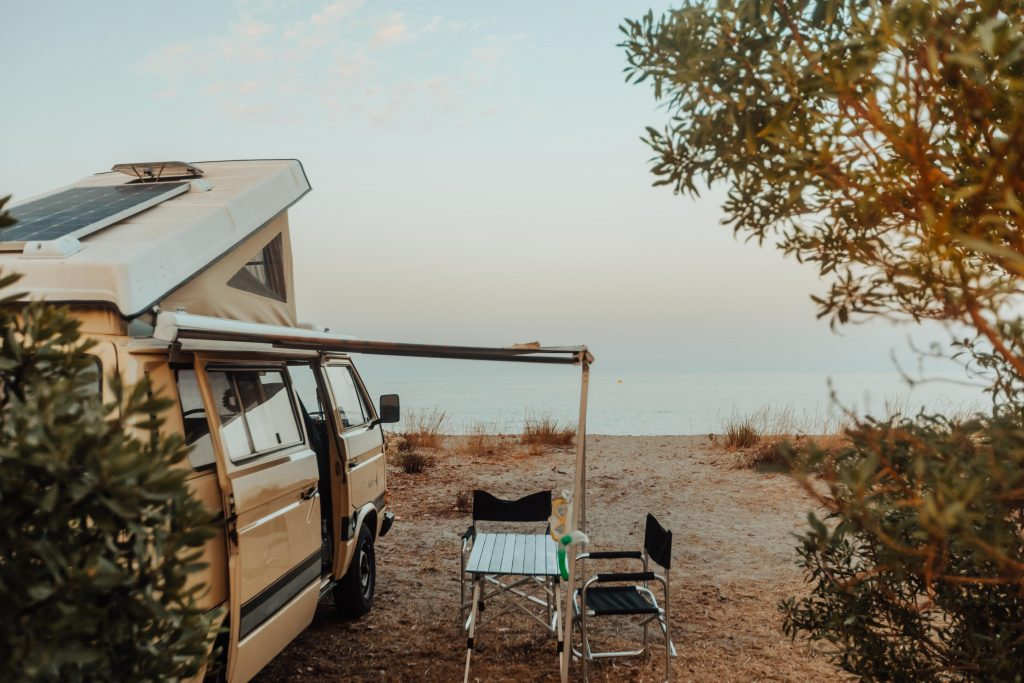 korsika campingplatz strand camping bravone