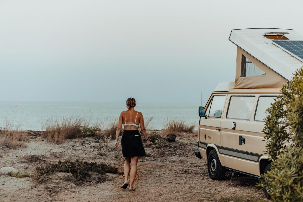 korsika campingplatz strand camping bravone camper